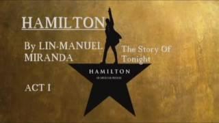 Hamilton: An American Musical Full Soundtrack
