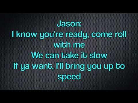 Test Drive by Akanishi Jin ft. Jason Derulo