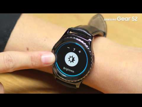 Samsung Galaxy Gear 2 | How to save or conserve the battery power of the smartwatch