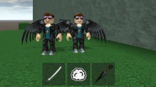 ROBLOX:o clone ninja(primeira vez no canal)