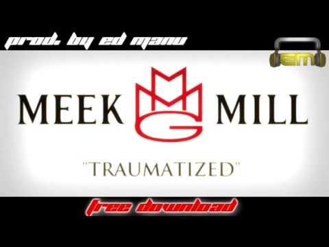 Meek Mill  Traumatized Instrumental #meek #mill #meek #mill