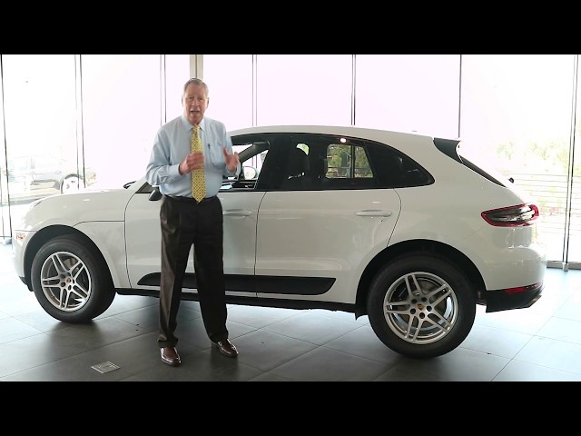 2017 Porsche Macan Walkaround | Los Angeles Area Porsche Dealer