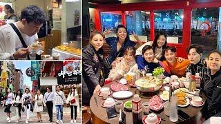 Trấn Thành trổ tài 'bắn tiếng Hoa', lần đầu ăn đậu hũ thối Đài Loan: 'Thối chóng mặt!'