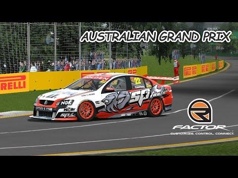 rFactor: Melbourne Grand Prix (V8 Supercar @ Albert Park)
