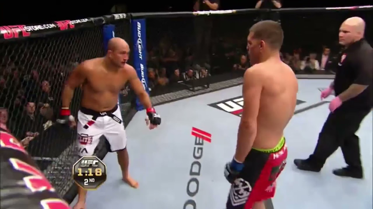 Nick Diaz To Return To The UFC In September   Def Pen