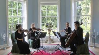 My Girl (Smokey Robinson) Wedding String Quartet