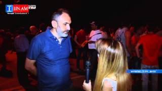 «Կենդանի պատնեշի մասնակիցները քաղաքական մեռելներ էին». Արմեն Մարտիրոսյան