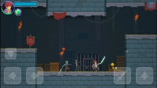 Diseviled Action Platform Game (by Y8) - for android - gameplay.
