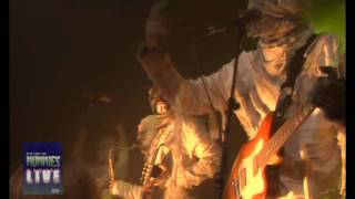 Dirty Minds by Here Come the Mummies HD from Undead Live DVD