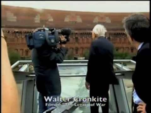 Walter Cronkite in Nuremberg, May 2007