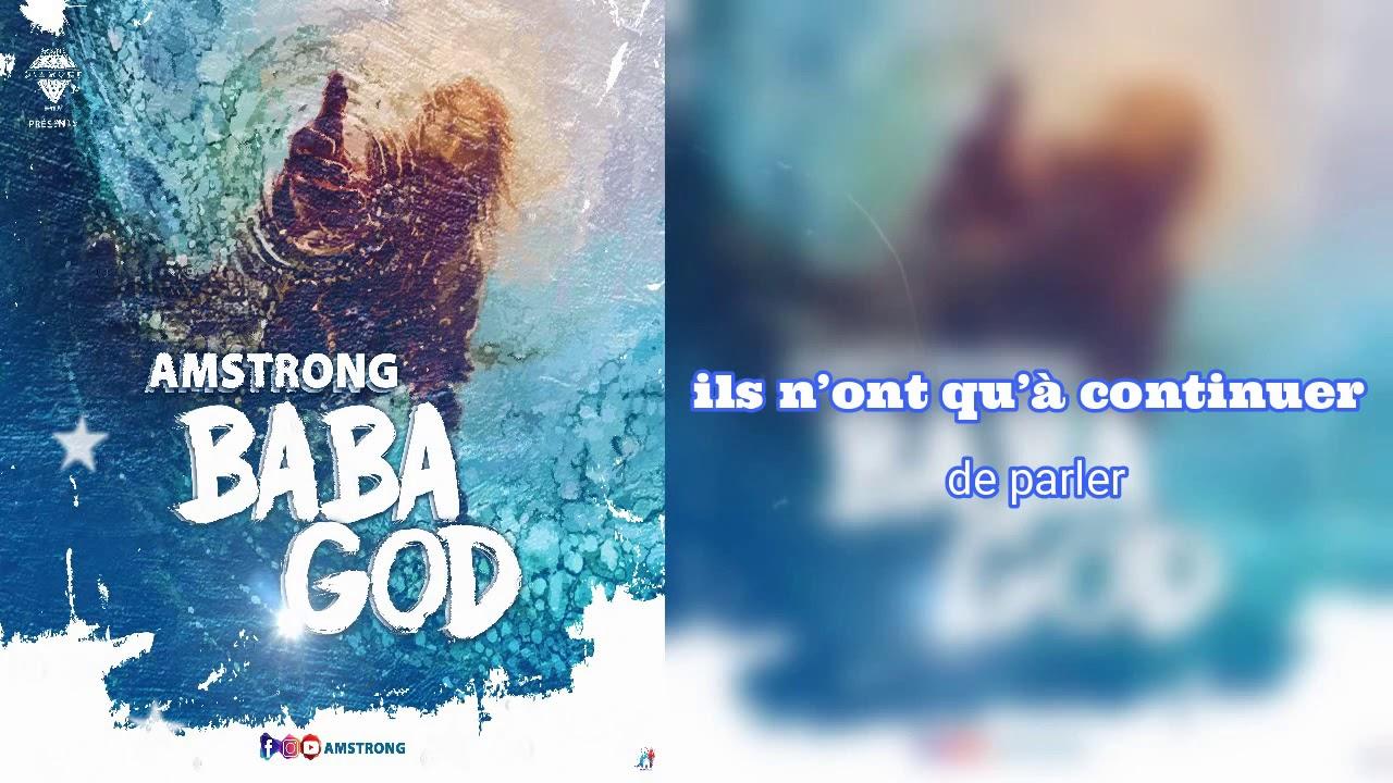 AMSTRONG - BABA GOD (Audio Lyrics)