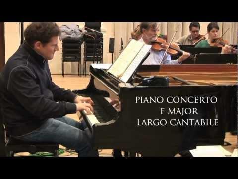 Haydn Piano Concertos - Academy of St Martin / Oliver Schnyder