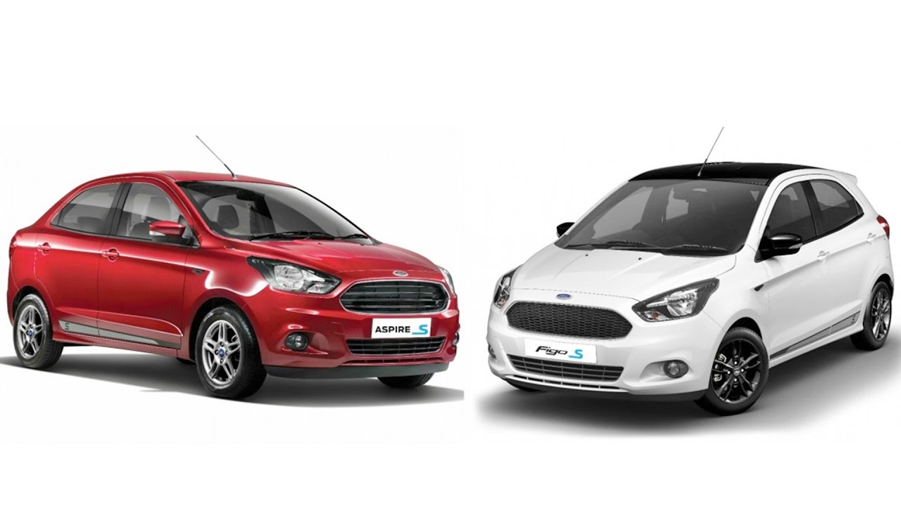 Ford Figo Aspire Sport Edition Launched At A Starting Price Of Rs 6 31 Lakhs Veg