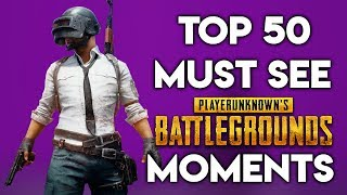 Download lagu TOP 50 MUST SEE PUBG MOMENTS MP3