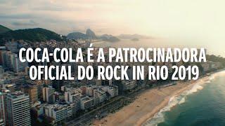 Coca-Cola Machine - Rock in Rio 2019