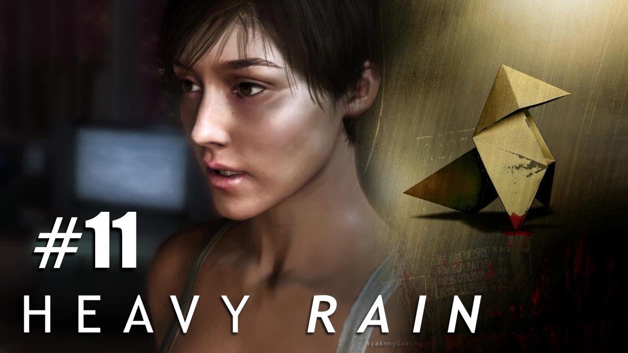 Heavy Rain - Part 11 ・ Chapter 10 Sleepless Night - YouTube