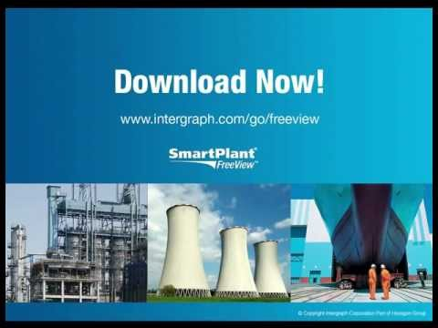 Intergraph® Introduces SmartPlant® FreeView™