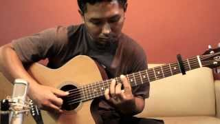 """It Will Rain"" (Bruno Mars) Acoustic Guitar Cover"