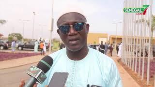 Hommage National de Ousmane Tanor Dieng: Serigne Mbacké Ndiaye