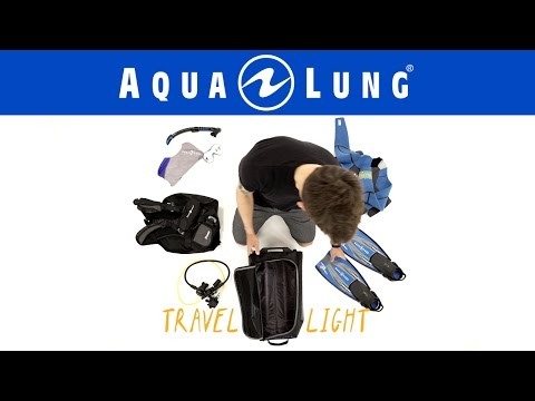Travel Light - Vacation Ready Scuba Gear