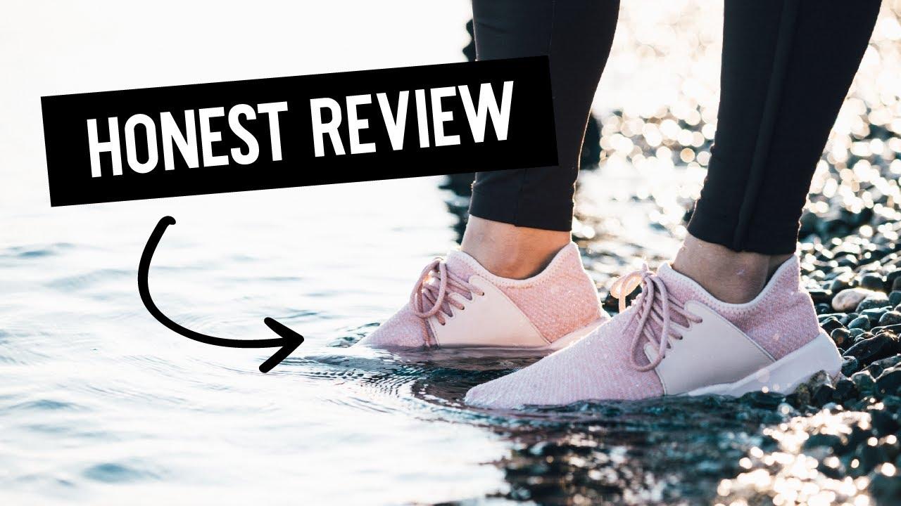 vessi waterproof sneakers review
