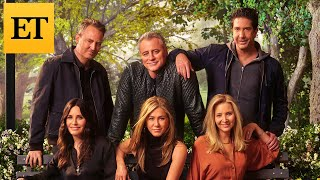 FRIENDS Reunion Trailer: Watch the Cast Laugh and Cry on the ICONIC Set