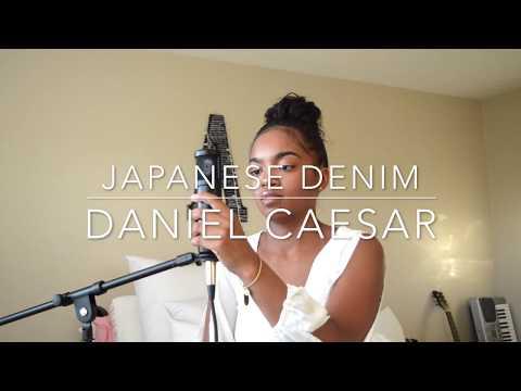 Daniel Caesar - Japanese Denim (Covered) by Amanda
