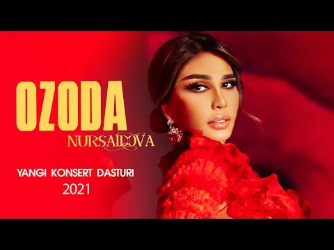 Ozoda 2021 - Yangi SHOU-KONSERT dasturi [ Official Video ]
