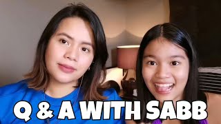 Q&A WITH MY ELDEST DAUGHTER | NAHIRAPAN TANGGAPIN SI MIKE? NAGSESELOS KAY LEXI?