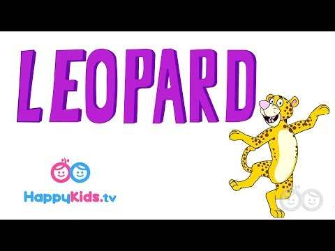 Leopard - Jungle Beats Collection   Songs For Kids And Children   Happy Kids   Jungle Beats