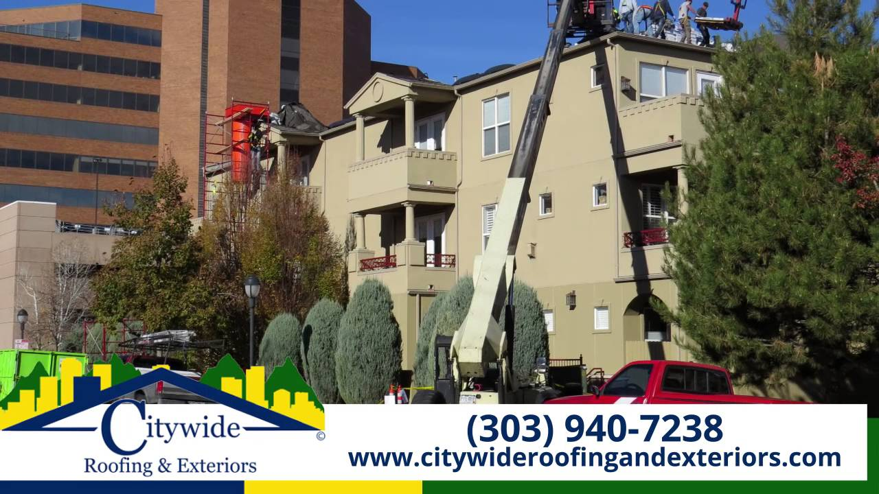 Citywide Roofing U0026 Exteriors | Roofing In Denver