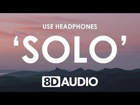 Clean Bandit Demi Lovato - Solo 8D  🎧