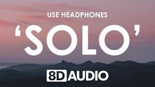 Clean Bandit, Demi Lovato - Solo (8D AUDIO)