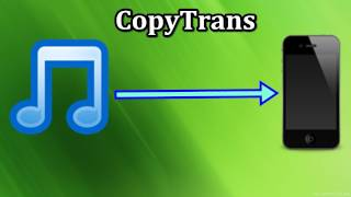 Musik ohne iTunes auf iPhone,iPod Touch & iPad laden - CopyTrans