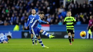 Unstoppable strike from Ross Wallace v Huddersfield!