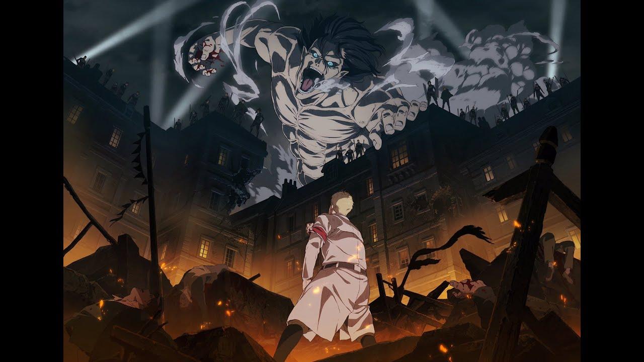 Download Attack on titans S4E02 (ENG DUB)| Season 4 Episode 2 | ENGLISH DUB #Attack on titans #AOT