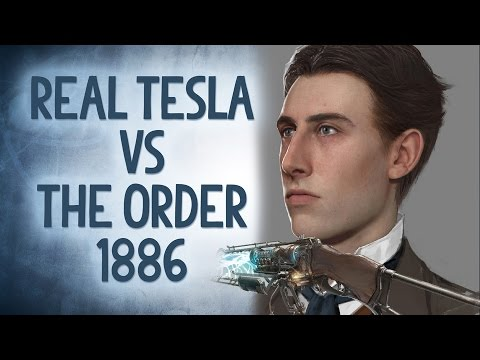 Real Tesla vs. Fictional Tesla in The Order: 1886 - Reality Check