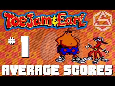 Toejam and Earl - This Is Earth - Average Scores Pt. 1