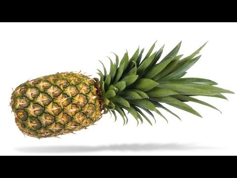 Pineapple - A Natural Antacid - Nutritionist Karen Roth - San Diego