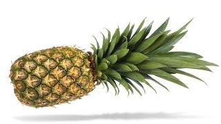 Pineapple - A Natural Antacid - Nutritionist Karen Roth - San Diego