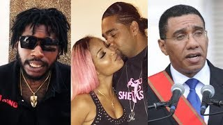 Gage Clowns Shenseea's Manager Romeich | Andrew Holness Talks Luton Shelton 2018