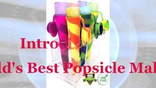 Healthpop Popsicle Maker Set
