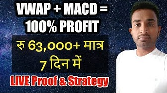 vwap prekybos strategija indija