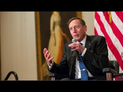 General David Petraeus | Richard Nixon Presidential Library and Museum