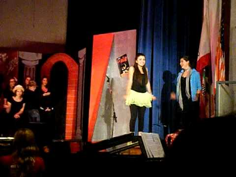 Washington Middle School Play