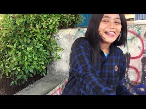 Manda cover lagu Siti Badriah syantik mantap kali