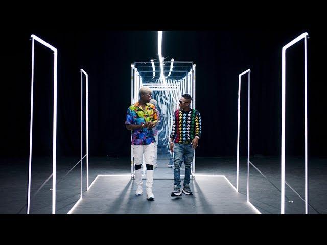 Mhd officiel mhd-bella feat. wizkid