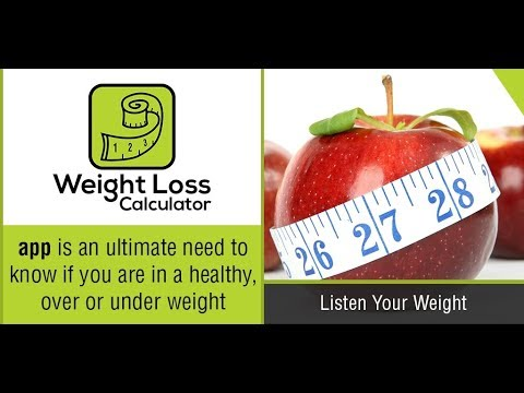 Weight Loss Calculator - BMI, & Calorie Calculator – Apps on ...