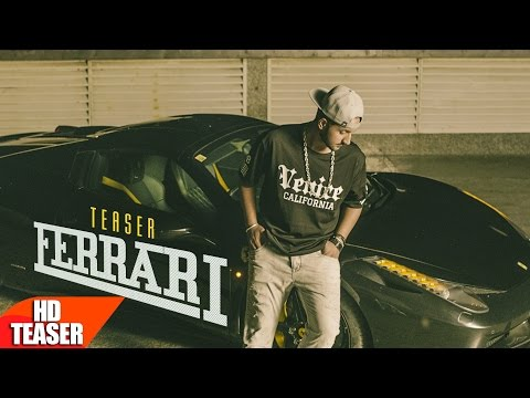 Teaser | Ferrari | Azam aulakh | BOB | Full Song Coming Soon | Speed Records