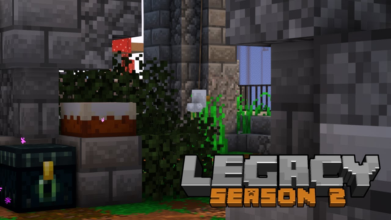 Legacy SMP Season 2: Episode 06 - Towering heights!